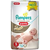 Pampers Premium Care Small Size Diaper Pants (50 Count)