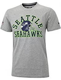A NEW ERA Era Ne96449Fa16 NFL College tee Seasea - Camiseta Manga Corta-Línea Seattle