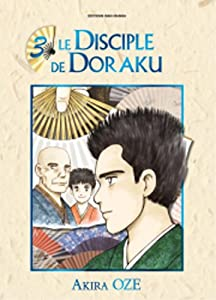 Le disciple de Doraku Edition simple Tome 3