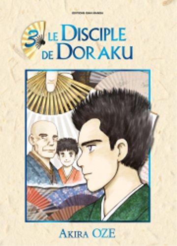Le disciple de Doraku Edition simple Tome 3