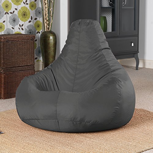 designer-recliner-gaming-bean-bag-slate-grey-indoor-outdoor-beanbag-chair-water-resistant-by-bean-ba