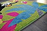 Hochwertiger Spielteppich Kinderteppich Teppich Affe Dschungel TF-12 120 x 170 Test