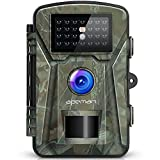 "APEMAN Trail Camera 12MP 1080P 2.4"" LCD Game&Hunting Camera with 940nm Upgrading IR"