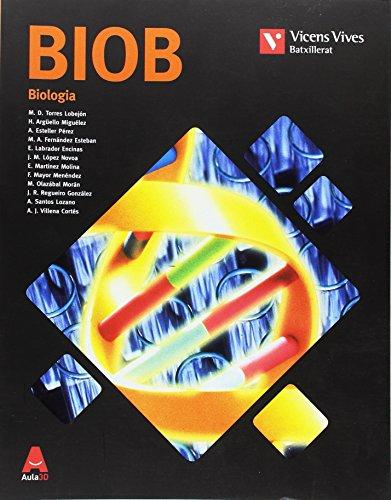 BIOB BAL/VAL (BIOLOGIA) 2º BATXILLERAT AULA 3D: 000001 - 9788468239026