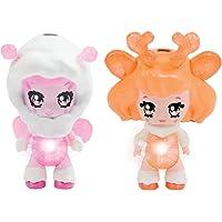 Glimmies Glp01000 Polaris Lot de 2 Assortiment de poupée