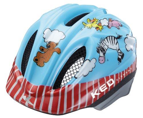 KED Unisex Fahrradhelm Meggy Original, Mehrfarbig (Die Lieben 7) , 44-49