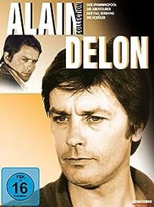 Alain Delon Collection (Dvd) [Import anglais]