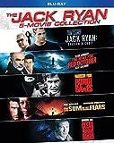 Jack Ryan 5-Movie Collection (5 Blu-Ray) [Edizione: Stati Uniti]