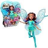 Winx Club - Bloomix Fairy - Hada Aisha Layla Muñeca 28cm