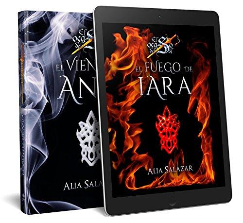 El fuego de Iara; El viento de Ania (PRIMER PACK DE DOS TOMOS DE FANTASÍA ÉPICA) (El ocaso del sol) (Spanish Edition) (Alias-pack)