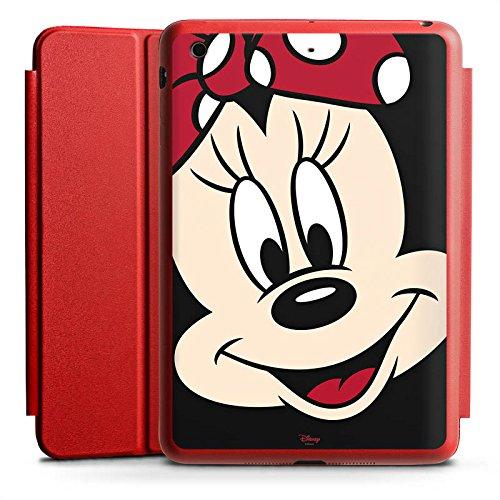 Apple iPad Mini 2 Smart Case Hülle Tasche mit Ständer Smart Cover Disney Minnie Mouse Geschenk Merchandise (Ipad Disney Cover)