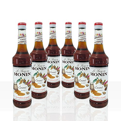 Monin Sirup Caramel 6 x 0,7l