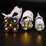 BRIKSMAX-Kit-di-Illuminazione-a-LED-per-Lego-Ideas-SPA-NASA-Apollo-11-Saturn-V-Compatibile-con-Il-Modello-Lego-21309-Mattoncini-da-Costruzioni-Non-Include-Il-Set-Lego