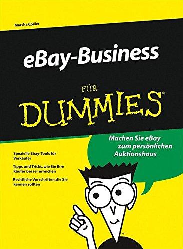 Mein eBay-Shop für Dummies (Unternehmen Legal Software)
