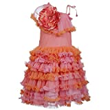 Lil Poppets Frilly Gown for girls