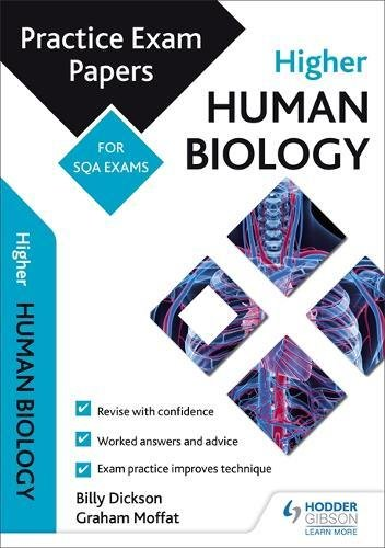 Higher Human Biology: Practice Papers for SQA Exams (Scottish Practice Exam Papers)