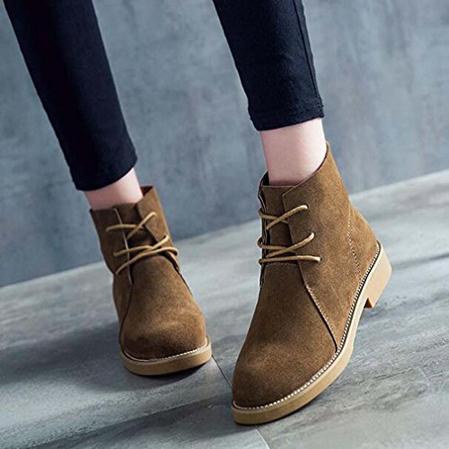 Solshine , chaussures compensées femme Marron