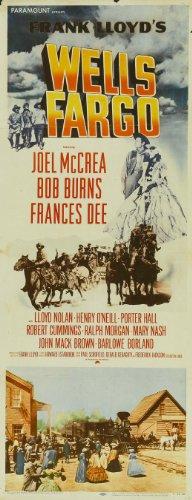 wells-fargo-affiche-du-film-poster-movie-fargo-bien-14-x-36-in-36cm-x-92cm-insert-style-a