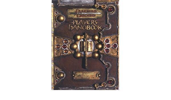 Buy Player's Handbook, Version 3 5 (Dungeon & Dragons
