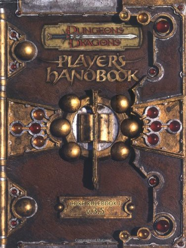 Revised Player's Handbook: Dungeons & Dragons Core Rulebook (D&D Core Rulebook)