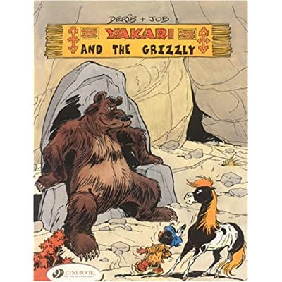 Yakari - tome 4 And the Grizzly (04)