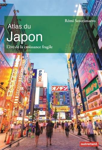 Atlas du Japon par Rémi Scoccimarro