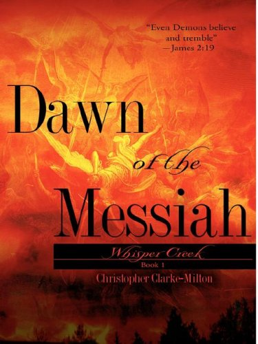 Dawn of the Messiah Book1 Cover Image