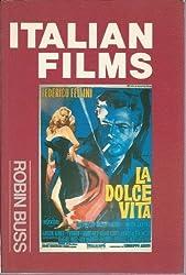 Italian Films by Robin Buss (1990-04-05)