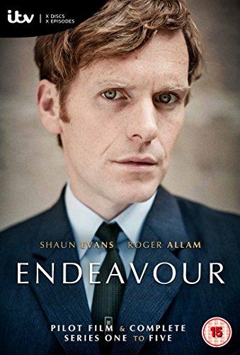 Produktbild Endeavour Series 1-5 [DVD] [2018]