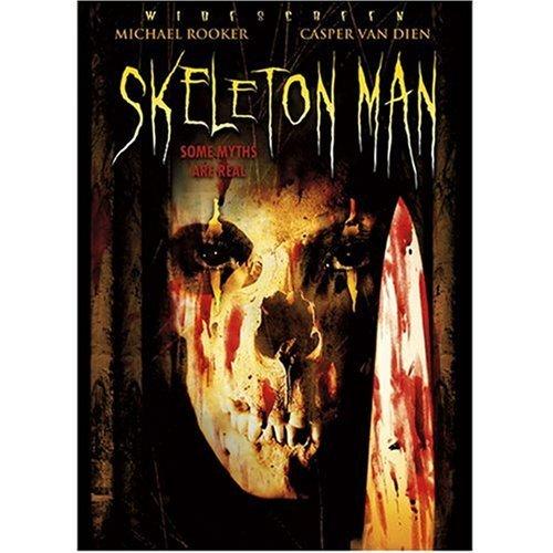 Skeleton Man by Jackie Debatin