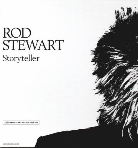 Storyteller - The Complete Anthology: 1964 - 1990 (Stewart-foto Rod)
