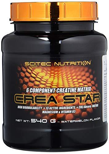 Scitec Nutrition Creatine Crea Star, Wassermelone, 540g