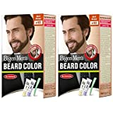 #6: Bigen Men's Beard Color, Dark Brown B103 (20g+20g) (Pack Of 2)