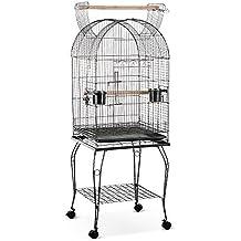 cage a oiseaux sur pied. Black Bedroom Furniture Sets. Home Design Ideas
