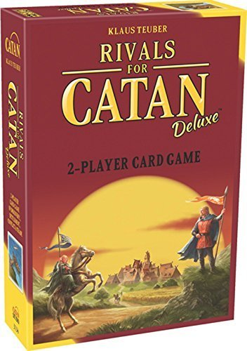 Rivals For Catan Deluxe by Catan Studios Inc.