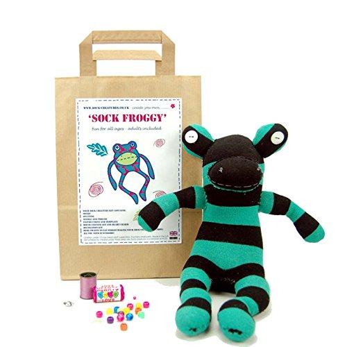 (Socke Froggy Craft Kit)