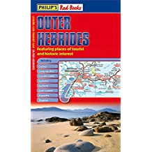 Philip's Outer Hebrides: Leisure and Tourist Map