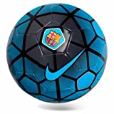 #6: Avatoz FCB Replica Football - Size: 5, Diameter: 26 Cm (Pack Of 1, Multicolor)