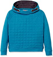 RED WAGON Boy's Quilted Sweat, Green (Teal), 5 Years