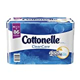 Cottonelle CleanCare Family Roll Toilet ...