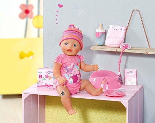 Zapf Creation 822005 - BABY Born Interactive, Puppe hergestellt von MOLEO Sp.z o.o.