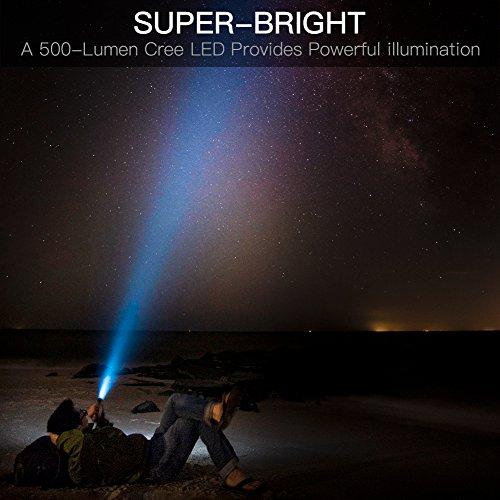 Zoom IMG-1 youthink torcia led 500 lumens