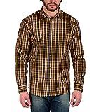 Enryca Men's Casual Shirt(ENMSH 0098YELL...