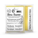 Shabina Shea Butter unraffiniert yellow pure premium 100% reine Sheabutter