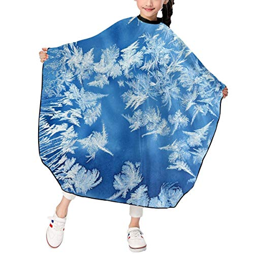 Child Children Kids Haircut Barber Cape Cover For