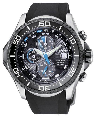 Citizen aqualand eco drive bj2111-08e - orologio da polso uomo