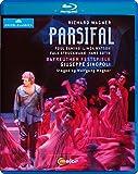 Wagner: Parsifal [Falk Struckmann, Matthais Hölle, Hans Sotin, Poul Elming] [Blu-ray] [2014] [Region A & B]