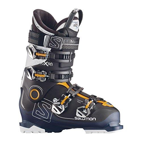 SALOMON Herren Ski-Stiefel X Pro X90 CS Skistiefel Schwarz/Blau/Weiss 30