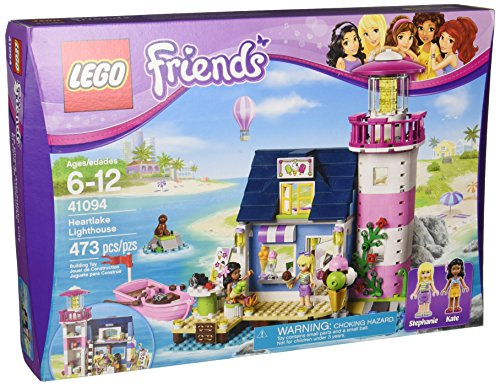 LEGO Friends Heartlake Leuchtturm - 41.094. (Lego-münzen)