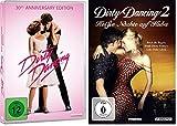 Dirty Dancing 1+2 (30th Anniversary + Heiße Nächte auf Kuba) im Set - Deutsche Originalware [4 DVDs]